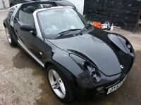 Smart Roadster Convertible 53 with 12mnth MOT