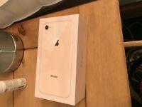 iPhone 8 Gold 64gb new