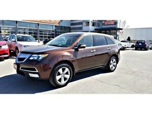 2011 Acura MDX Technology Package | NAVI | DVD | SUNROOF