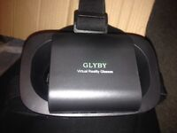 Virtual reality glasses for smart phones
