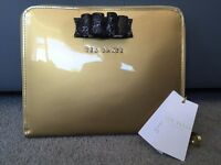 Ted Baker Ipad Case Brand New with Tags