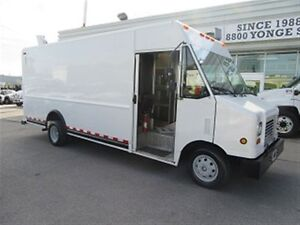 2008 Ford E-350 15 ft gas Step Van