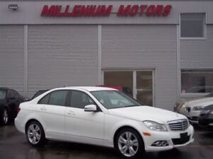 2013 Mercedes-Benz C-Class C300 4MATIC AWD / FINANCING AVAILABLE