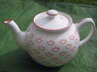 Sadler China Teapot for £5.00