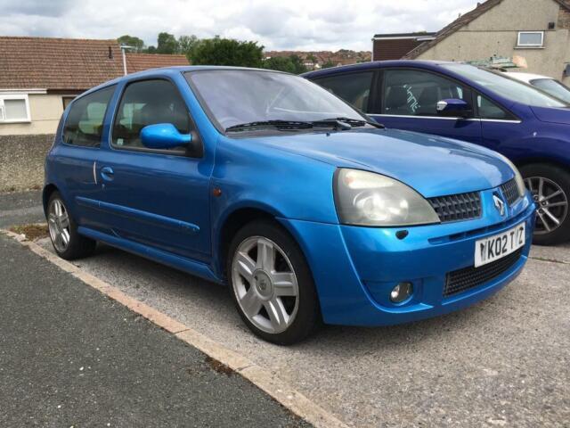 Renault Clio Sport 172 | in Plymouth, Devon | Gumtree