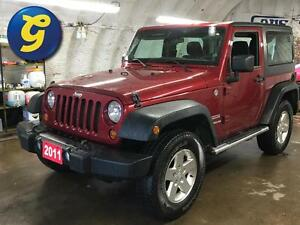 2011 Jeep Wrangler SPORT*4WD*SOFT TOP INCLUDED*REMOVABLE HARD TO