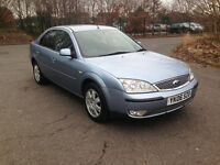2006 FORD MONDEO 2.0 TDCI ZETEC SIV 5 DOOR HATCHBACK - SPACIOUS FAMILY DIESEL