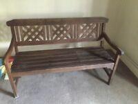 Garden Bench - Richmond / Mortlake area £35