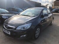 Vauxhall Astra 1.6 i VVT 16v Exclusiv 5dr£4,485 p/x welcome 6 MONTH FREE WARRANTY. NEW MOT