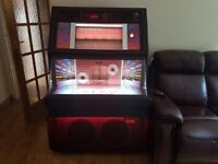 NSM Galaxy CD jukebox