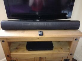 goodmans 2.1 soundbar with remote and leads