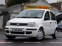 59 REG FIAT PANDA ACTIVE ECO 1.1cc 5 DOOR....Call PaisleyCarSales 01418899200 / Mob, 078956071231