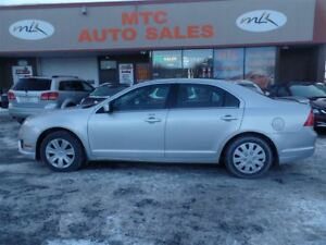 2012 Ford Fusion SEL, SUNROOF, LEATHER, AWD