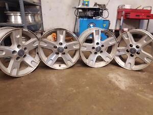 16 inch Ford Ranger Alloy Wheels - Ranger Aluminum Rims