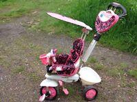 Smart Trike Dream Pink