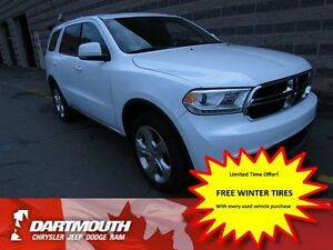 2015 Dodge Durango LIMITED/AWD/DVD/LEATHER