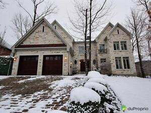 1 875 000$ - Maison 2 étages à vendre à St-Bruno-De-Montarvil