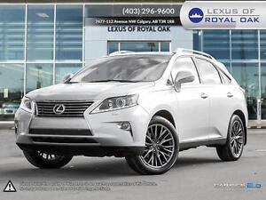 2013 Lexus RX 350 6A Ultra Premium 1  - $237.15 B/W