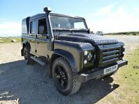 Land Rover Defender 110 tdci 4 door