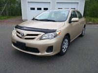 2011 Toyota Corolla $52. WEEKLY O.A.C.|SHOWS LIKE NEW|AUTO|AIR|C