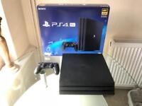 PS4 Pro - one month old