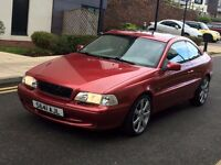 LHD 1998 VOLVO C70 T5 GT!!!240 BHP***LEFT HAND DRIVE***VERY RARE***