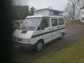 Renault RIMINI campervan FSH