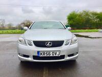 Hybrid 2006 Lexus GS 450 | Automatic | Hpi Clear | Leather Seats| SatNav| Full dealer service| Lexus