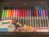 30 Sharpie Pens NEW Boxed