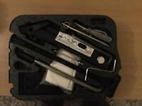 Mini Cooper spare wheel kit