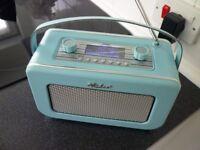 Retro stereo DAB Digital Radio (also has FM) - perfect working order