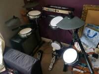 Alesis DM5 electronic drum kit