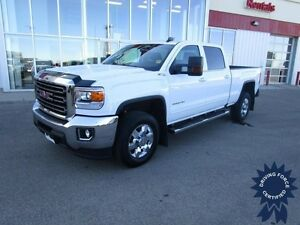 2016 GMC Sierra 3500HD SLE Z71 Crew Cab 4x4 Short Box, Htd Seats