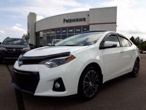 2016 Toyota Corolla S Upgrade with Navigation