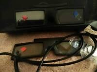 New Samsung 3D glassess