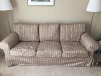 Ikea Ektorp 3 Seater Sofa