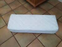 Kiddicare Sleepy Night Foam Interior Travel Cot Mattress