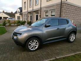 Nissan JUKE DIG-T Tekna 1.6 (Top spec, FSH, Low Mileage, 1 owner, Leather, Long MOT, 190 BHP)