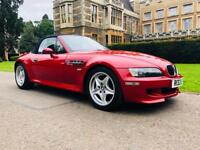 RARE - BMW Z3 M Roadster in Imola Red