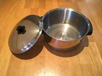 Large pot.