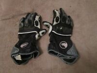 Motorbike Gloves - Teramid Kevlar - Medium - £5!