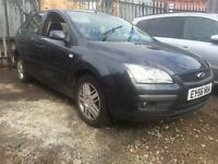 FORD FOCUS 2.0 TDCi 2006 BREAKING FOR SPARES