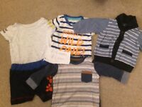 Loads of boys clothes for sale !!!!!!