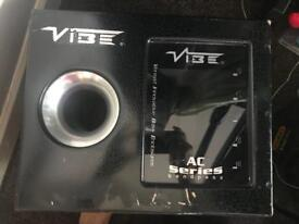 12 inch vibe cbr subwoofer ac series - 1600/1800 watts