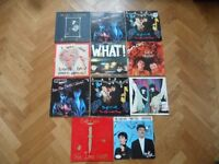 1980's Soft Cell Collection Marc Almond tainted Love David Ball Record Vinal