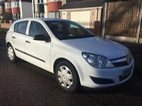 VAUXHALL ASTRA SPECIAL CDTI LONG MOT £30 TAX A YEAR