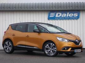 Renault Scenic 1.6 dCi Dynamique S Nav 5dr (honey yellow) 2016