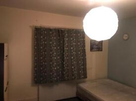 A large double room