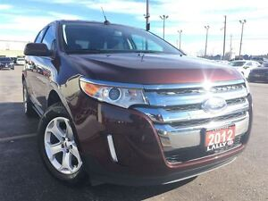 2012 Ford Edge SEL $60/week, $0 down, OAC, includes HST & Licens