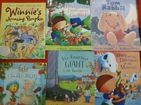 Collection of 48 books for early readers